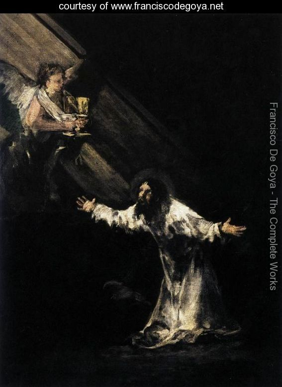 Christ-on-the-Mount-of-Olives