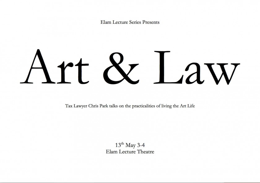 art and law chris park