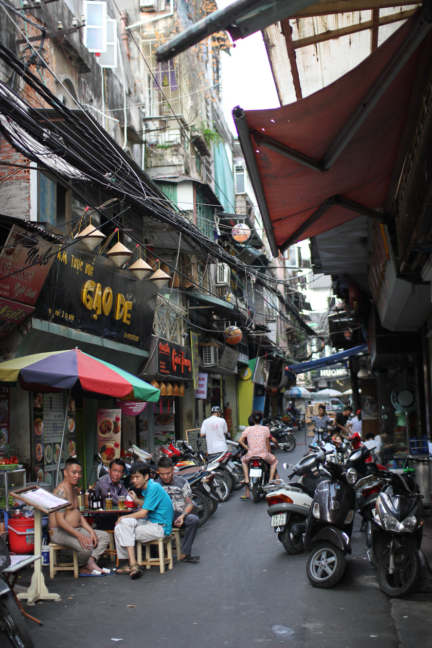 things to bring to south east asia - hanoi