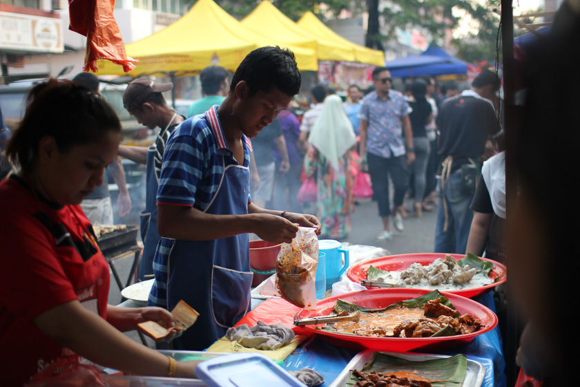 things to bring to south east asia - ramadan bazaar